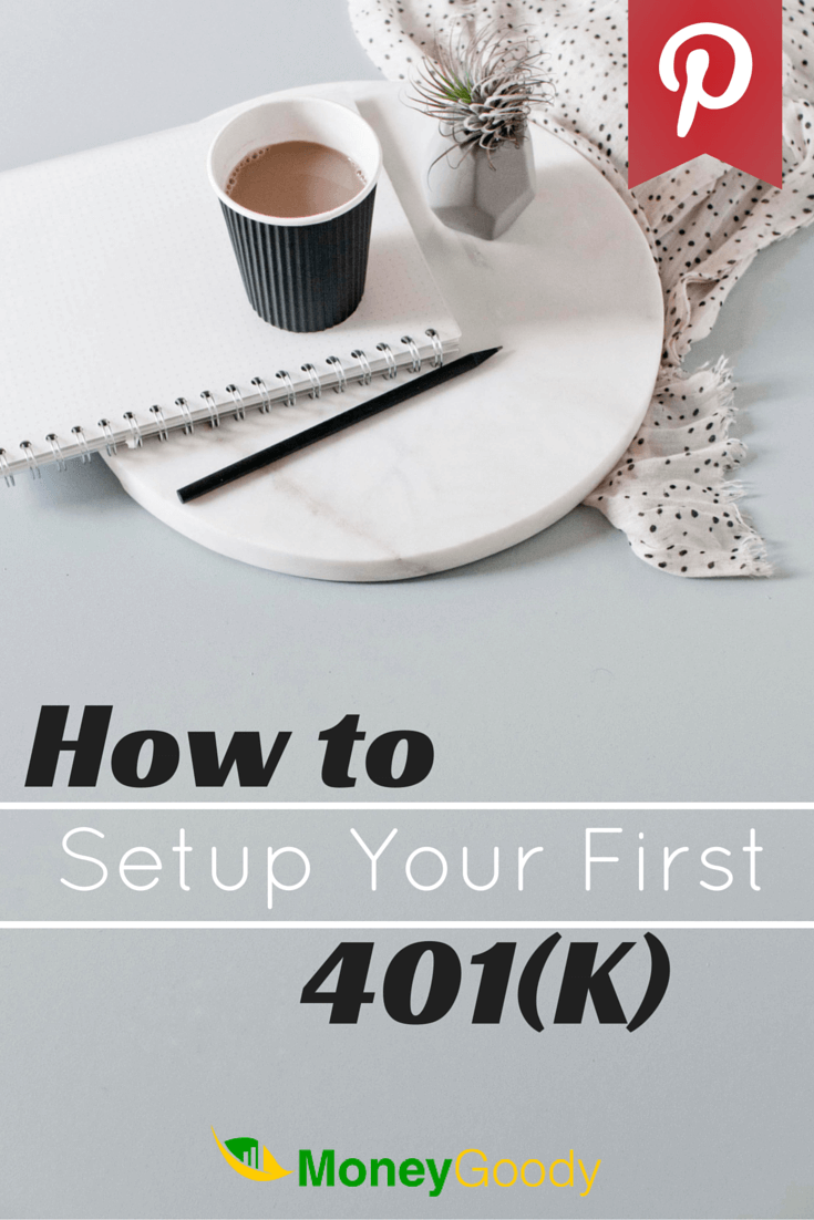 How to setup 401k