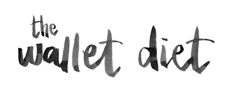 The Wallet Diet Logo