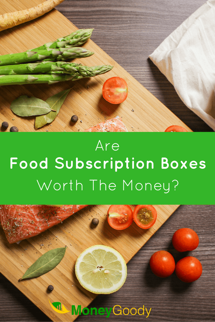 Are Meal Subscription Boxes Worth The Money