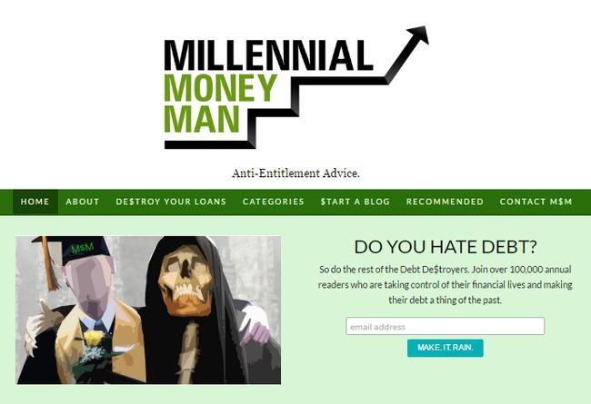 millennial money man - personal finance blog