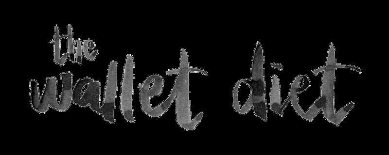 The Wallet Diet Logo