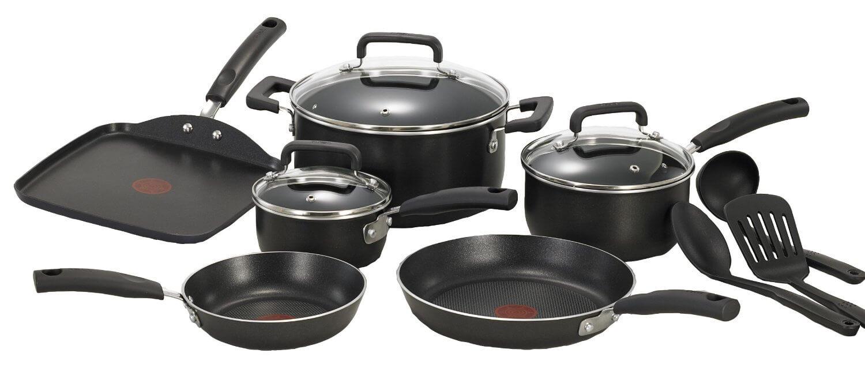 kitchen essentials - pots and pans